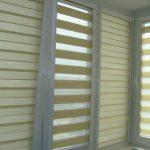 Рулонные шторы день-ночь — виды и особенности