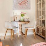 Свой «дом внутри дома»: интерьер 3х-комнатной квартиры для матери и взрослой дочери