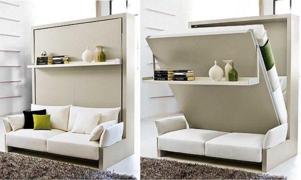 Самый распространенный вариант дивана-трансформера