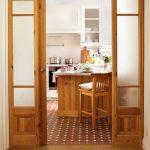 Маленькая кухня L-формы декоратора Милагроса Агуэра: план и идеи на заметку