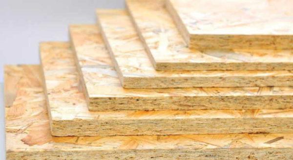 Плита ОСП может быть разной толщины