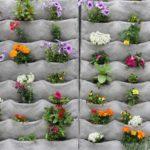 Такой вот вариант под высадку бордюрных цветов