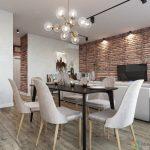 Residence — 88m | Лофт квартира в ЖК «Резиденс»