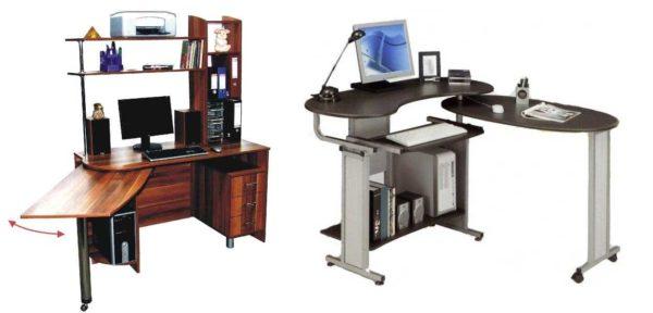 Рабочий стол-трансформер