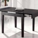 Прямоугольный раздвижной обеденный стол