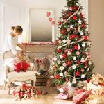 Природа, традиции или хэнд-мейд: 3 эффектных варианта декора новогодней елки