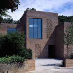 Лаконичный дизайн, строгие формы: фото кирпичного дома в минималистическом стиле