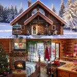 Настоящий дом Санта-Клауса, который можно купить: более 30 фото интерьеров и видео-тур