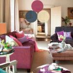 Как сочетать три цвета в гостиной: правило 60/30/10 на реальных палитрах
