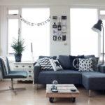 Креативный взгляд на скандинавский стиль: интерьер маленькой квартиры в Амстердаме